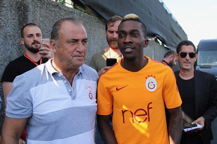 Monaco, Onyekuru'yu geri çağırdı; Galatasaray görüşmeleri başlattı
