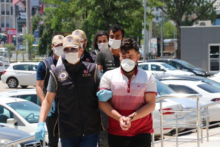 GÜNCELLEME - Bolu'da yakalanan 3 DEAŞ şüphelisi tutuklandı