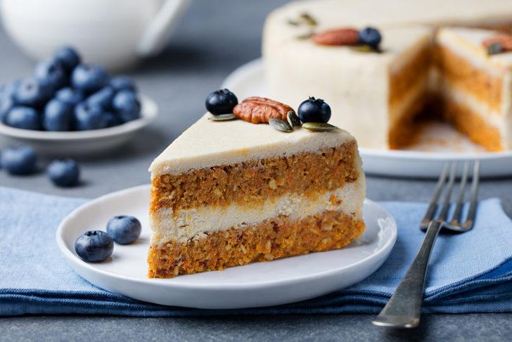 Havuçlu keke rakip: Bal kabaklı yoğurtlu kek tarifi
