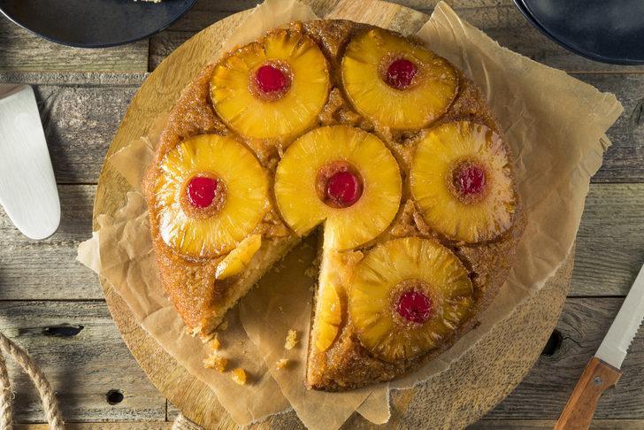 Daha hafifini tatmadınız: Ananaslı kek