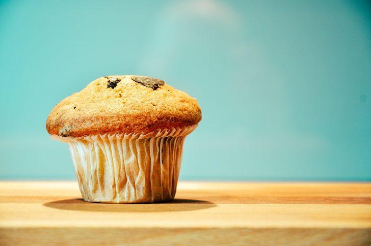 Fırında piş, ağzıma düş: Armutlu muffin