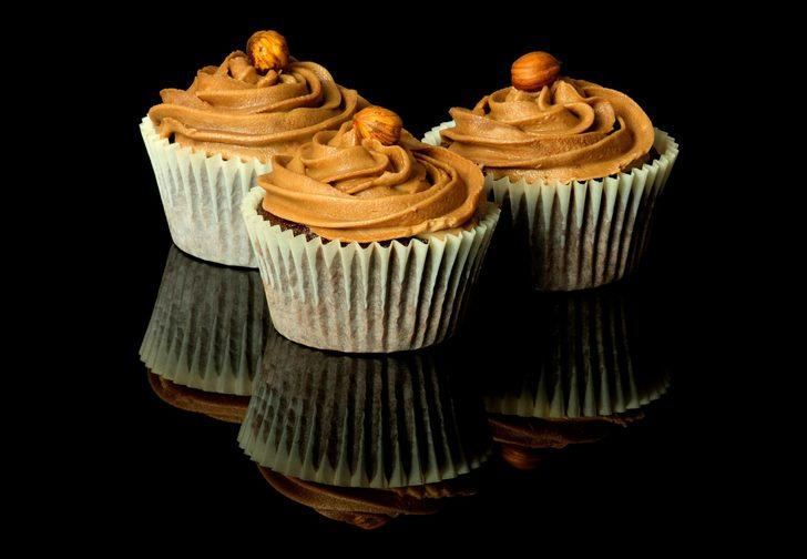Turuncunun en tatlı hali: Bal Kabaklı Cupcake