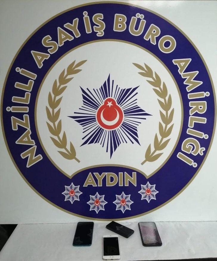 Nazilli'de aranan şahıslara yönelik operasyon düzenlendi