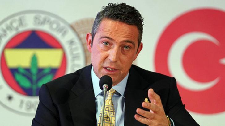 Ali Koç: Fenerbahçe tertemiz bir tarihe sahiptir!