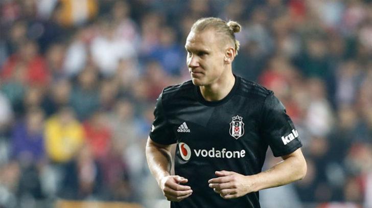 Beşiktaş'ta Vida'ya Roma talip oldu!