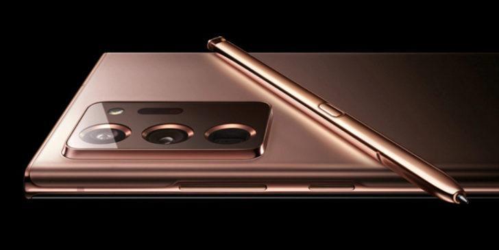 Galaxy Note 20 Ultra, firmanın sitesinde göründü