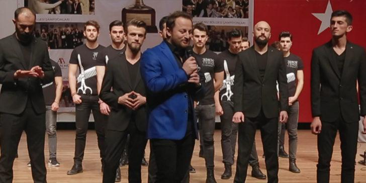 2016'nın Erkek Saç Modası 'Türk Tıraşı' Oldu
