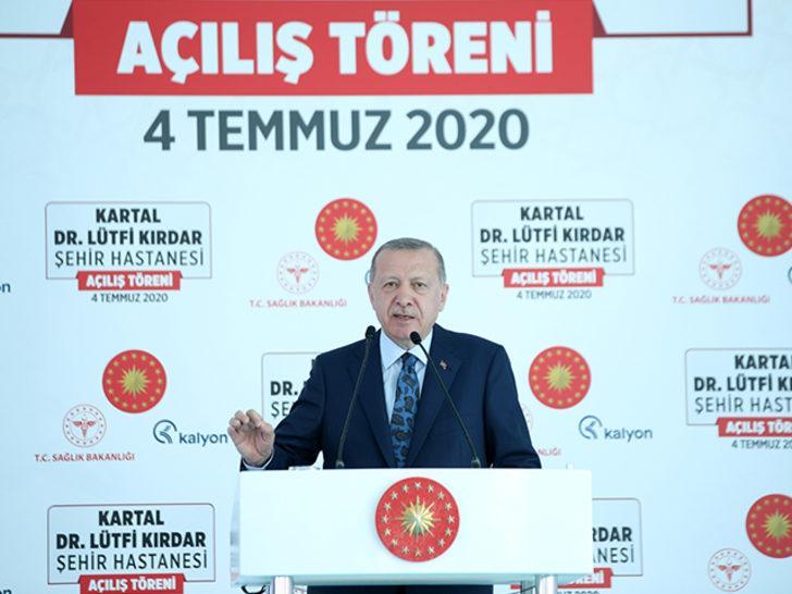 Cumhurbaşkanı Erdoğan'ndan 'asker uğurlama' talimatı: Müsaade etmeyeceksiniz, toplayın götürün