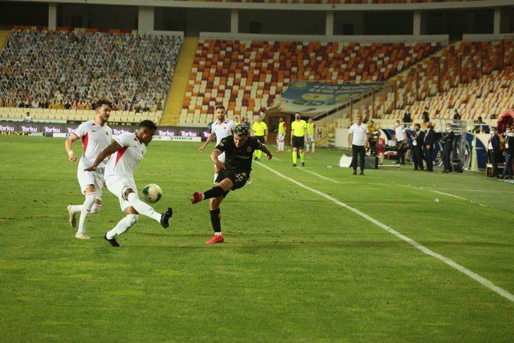 ÖZET | Yeni Malatyaspor - Gençlerbirliği maç sonucu: 0-0