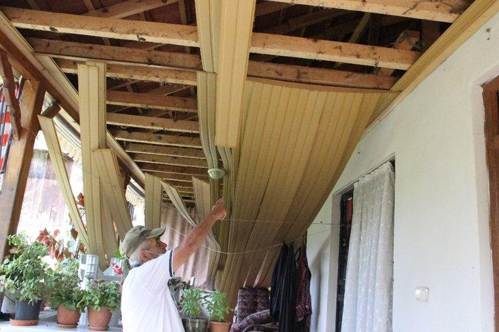 Havai fişek fabrikasındaki patlamada evleri hasar gören köylüler isyan etti