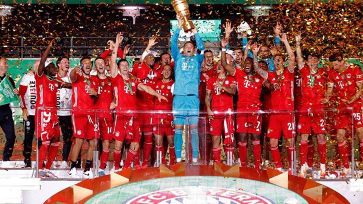 ÖZET   Bayer Leverkusen - Bayern Münih maç sonucu: 2-4