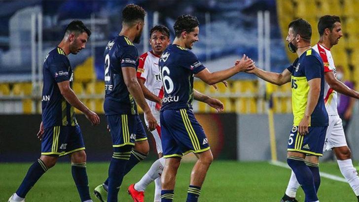 Fenerbahçe'ye orta sahasından büyük katkı