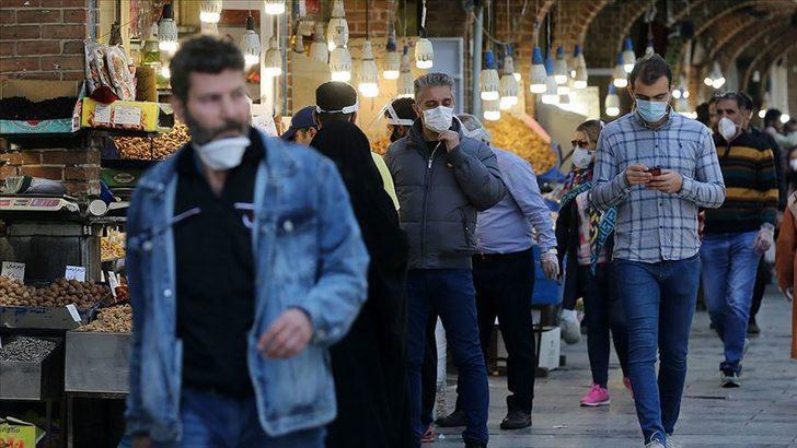 İran'da koronavirüsten rekor sayıda ölüm