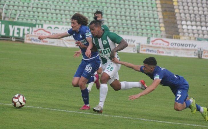 ÖZET | Giresunspor -02 Erzurumspor maç sonucu