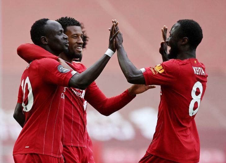 ÖZET | Liverpool - Aston Villa maç sonucu: 2-0