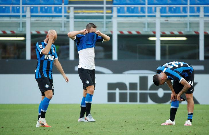 MAÇ SONUCU: Udinese 0-0 İnter