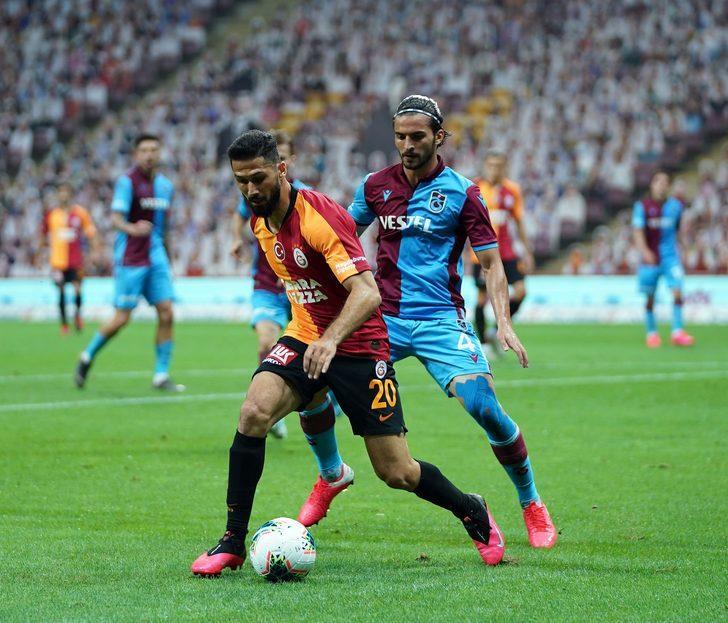 Galatasaray'ın yenilmezlik serisi sona erdi