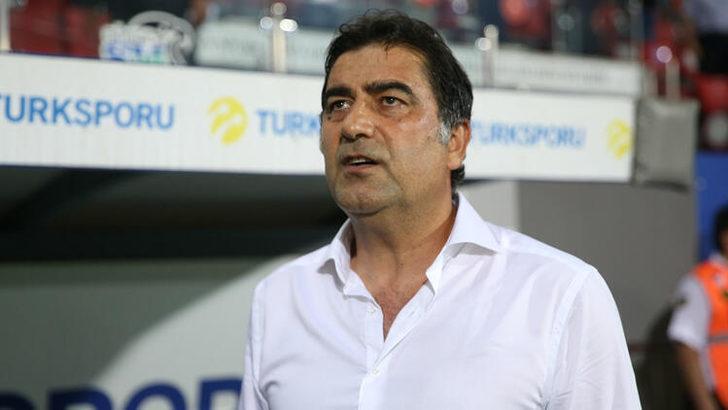 Çaykur Rizespor Teknik Direktörü Ünal Karaman'dan penaltı tepkisi