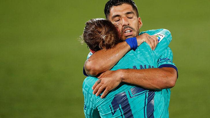 Villarreal 1-4 Barcelona (Maç Sonucu)