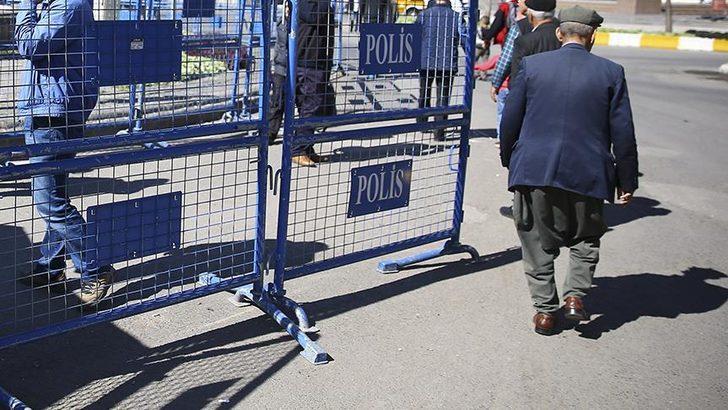 Van'da bazı eylem ve etkinlikler 15 gün boyunca yasaklandı