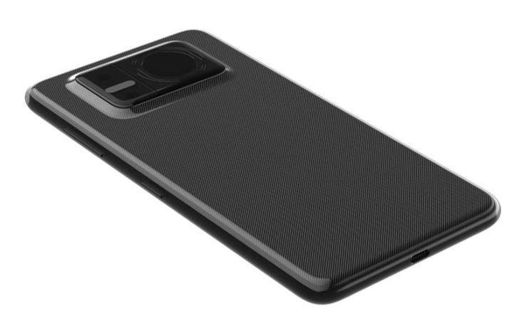 Şaka değil gerçek: Huawei akıllı telefon ile DSLR kamerayı bir araya getiriyor!