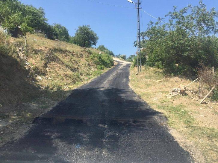 Kozan Belediyesinden yol seferberliği