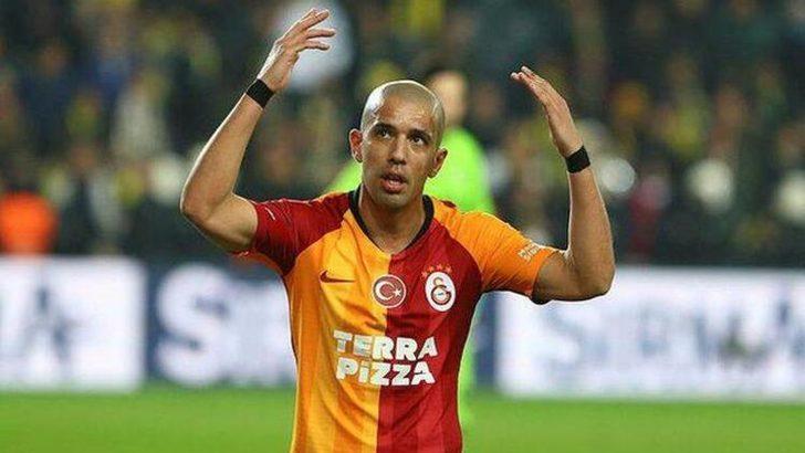 Feghouli'den açıklama: Kuzey Afrikalı futbolcuların öfke sorunu yoktur