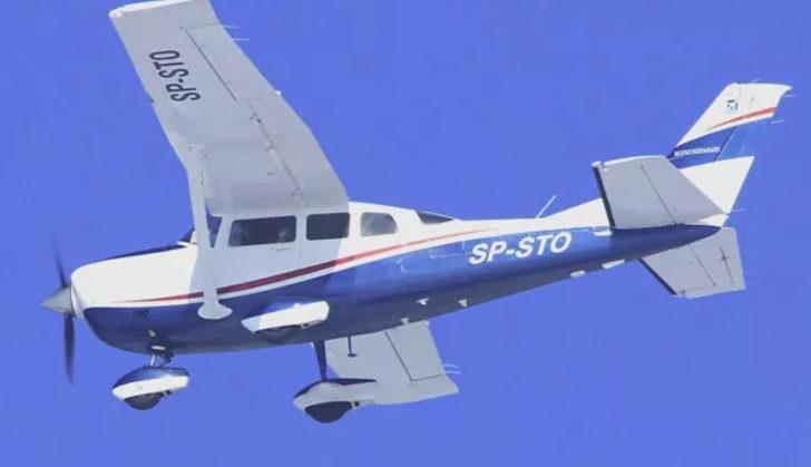 ABD'de iki uçak çarpıştı! 8 ölü