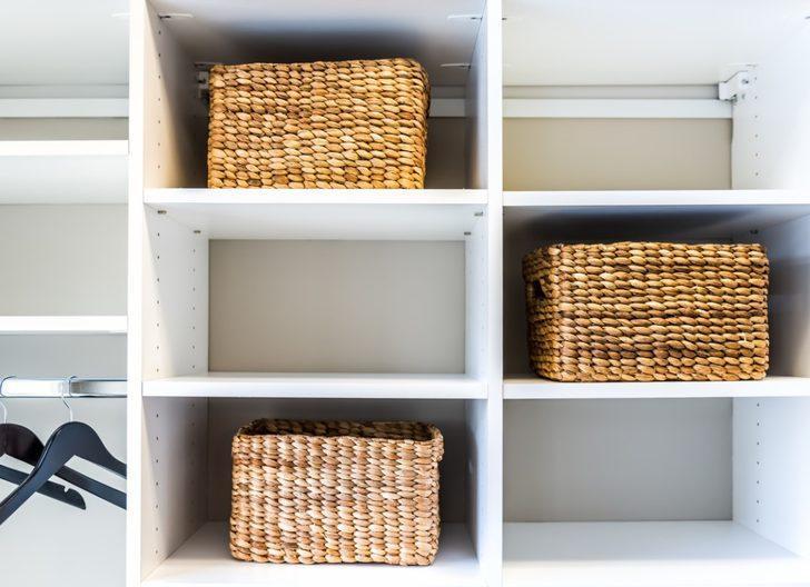 Ünlü iç mimardan en küçük banyoları bile derli toplu gösterecek depolama çözümleri!
