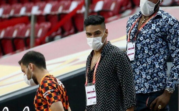 """Kolombiya basını: """"Falcao, Trabzonspor maçında çok şıktı"""""""