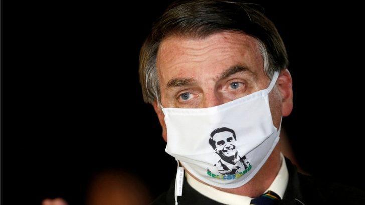Koronaya yakalanan Bolsonaro: Yağmura yakalanmak gibi