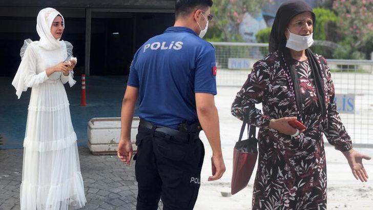 'Zorla evlendiriliyorum' deyip polisten yardım isteyen genç kız ifadesini değiştirdi