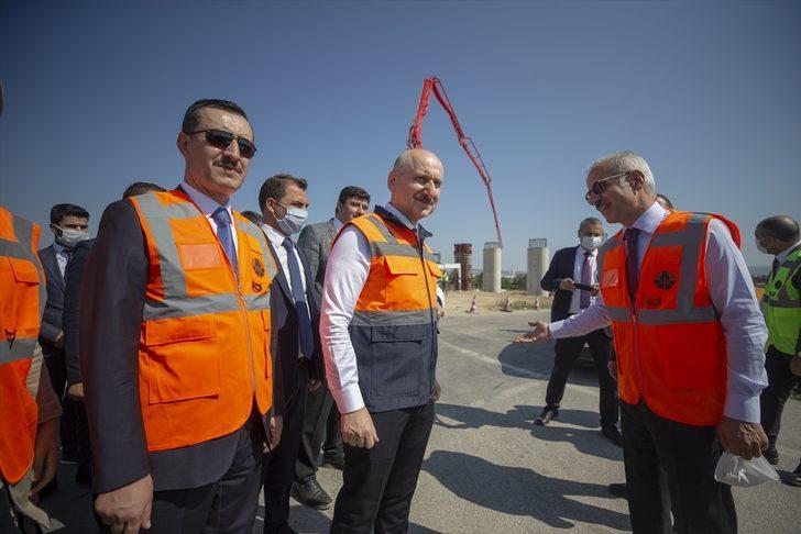 Bakan Karaismailoğlu: Ankara-Kahramankazan yolu en kısa sürede hizmete sunulacak