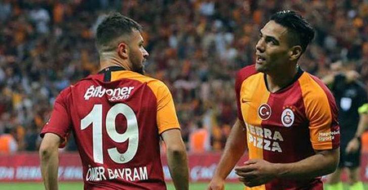 Fenerbahçe'den Galatasaraylı Ömer Bayram'a transfer teklifi