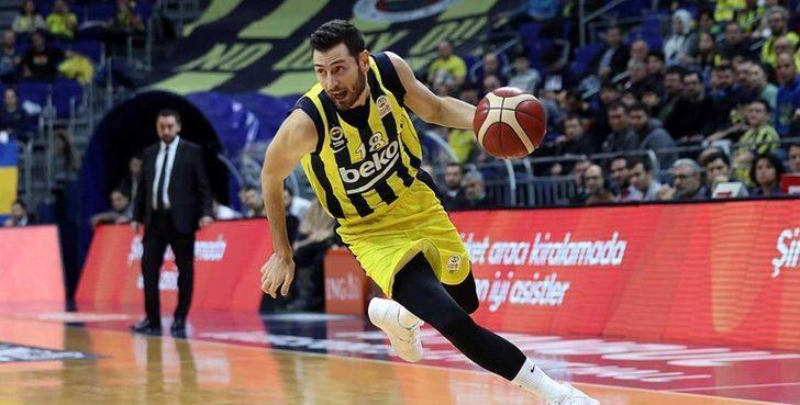 Fenerbahçe Beko, Egehan Arna ile yolların ayrıldığını açıkladı