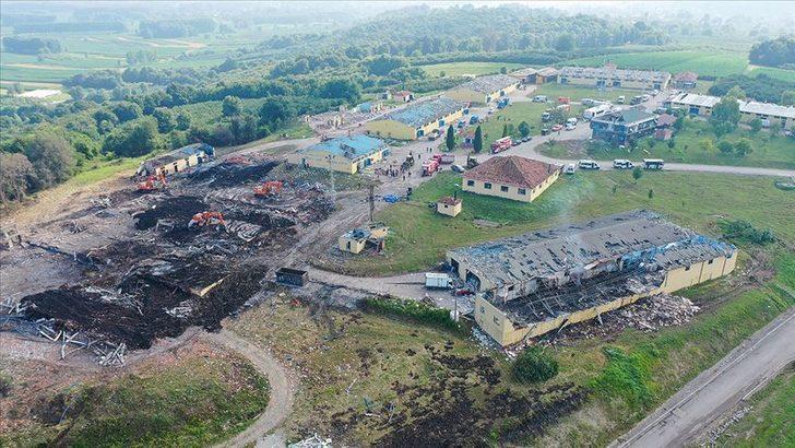 Sakarya'da havai fişek fabrikasındaki patlama olayında yeni gelişme