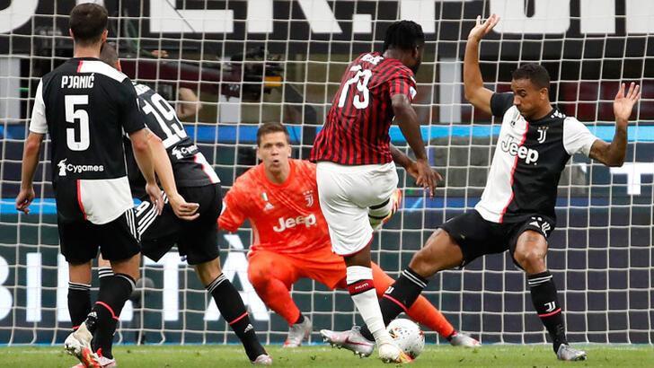 Milan 4-2 Juventus (Maç Sonucu)