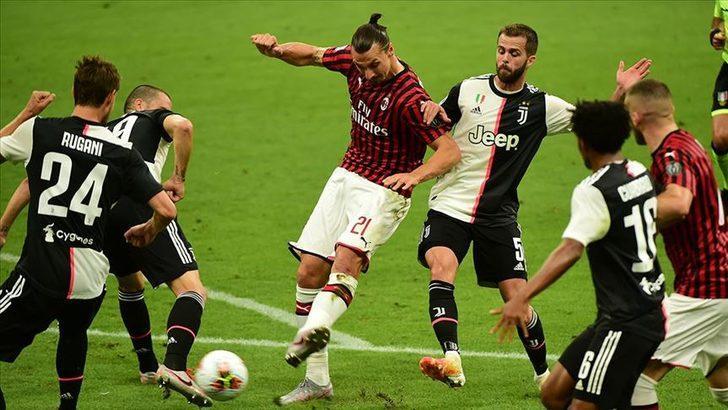 ÖZET | Milan 4-2 Juventus maç sonucu