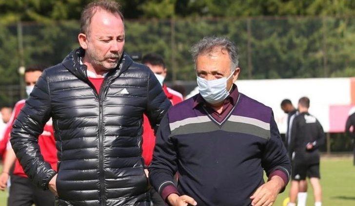 Beşiktaş Sergen Yalçın'a yeni sözleşme önerecek!
