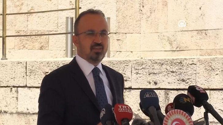 AK Partili Turan'dan 'çoklu baro' düzenlemesiyle ilgili dikkat çeken açıklama