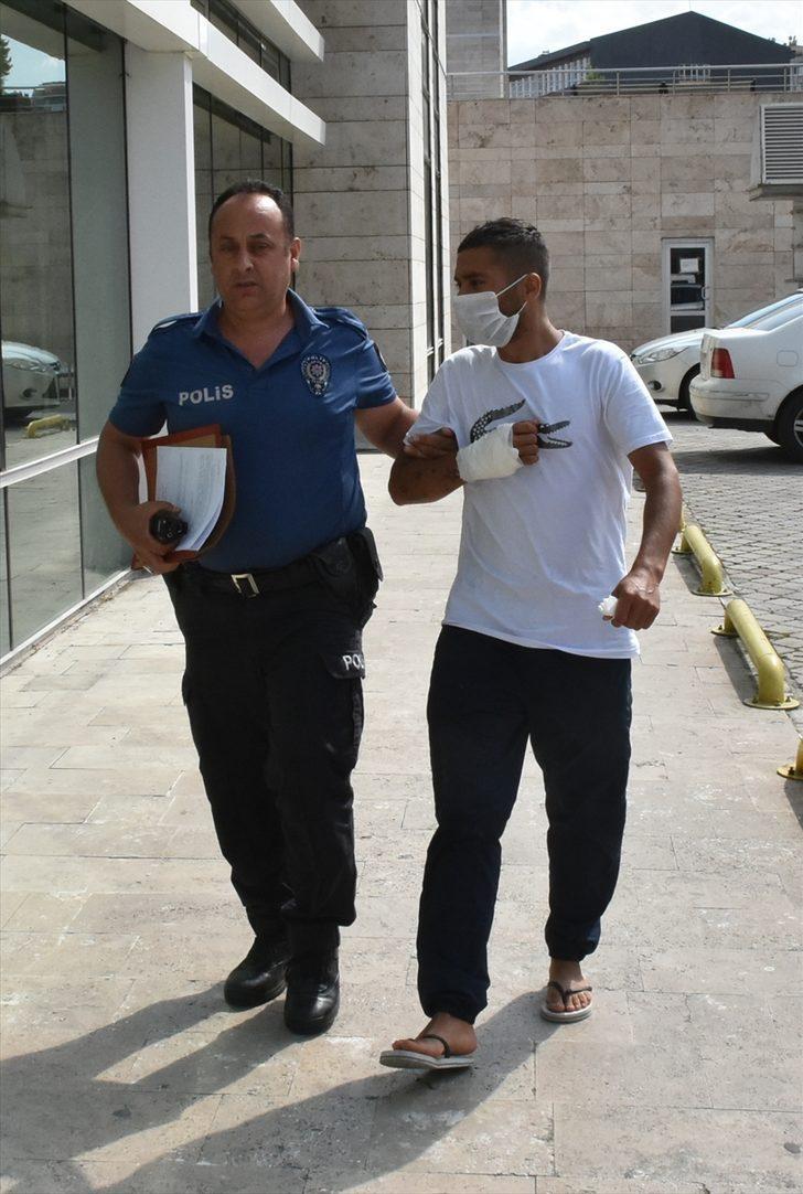 GÜNCELLEME - Samsun'da 2 aile hekimini darbettiği iddia edilen şüpheli tutuklandı