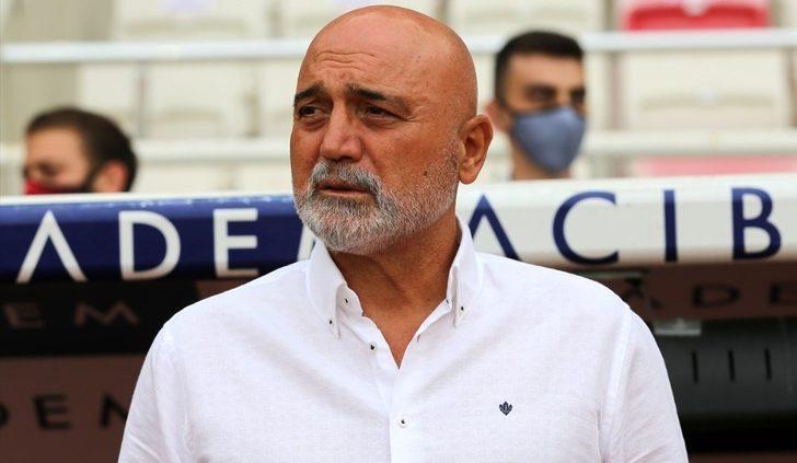 """Hikmet Karaman: """"Zaman geçirdiğimiz için Sivaslılardan özür diliyorum"""""""