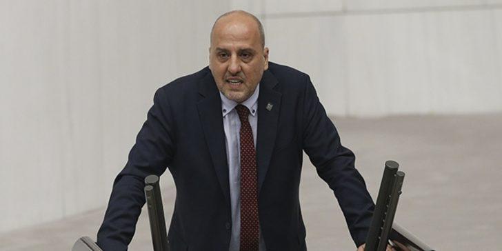 TBMM Genel Kurulunda Ahmet Şık ve Bülent Turan arasında tartışma: Kes sesini!