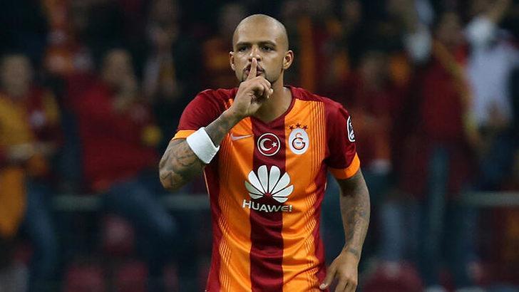 Felipe Melo, Galatasaray'a tepki gösterdi: Beni kızdırmayın