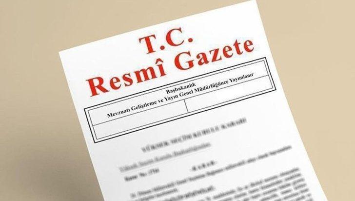 25 Kasım 2020 Çarşamba Resmi Gazete kararları... Bugün Resmi Gazete'de hangi kararlar alındı?