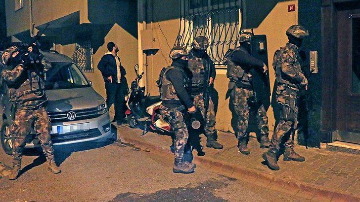 İstanbul'da DEAŞ operasyonu! 10 kişi gözaltına alındı