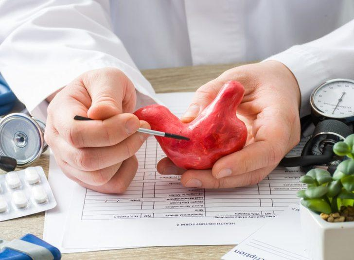 Gastrit : Nedenleri, belirtileri, tedavisi