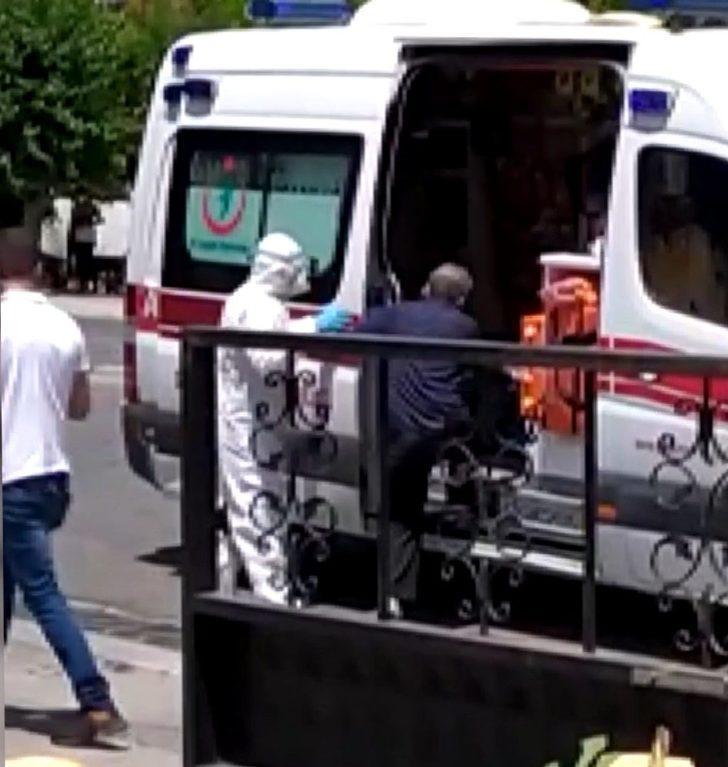 Hastaneden kaçan koronavirüs hastası ekipleri harekete geçirdi