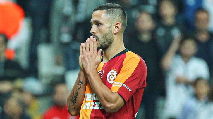 Galatasaray'da Florin Andone ameliyat oldu