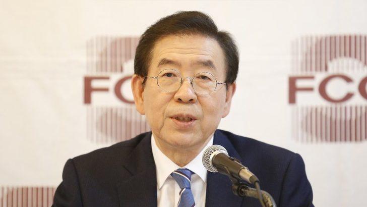 Seul Belediye Başkanı Park Won-soon kayıp